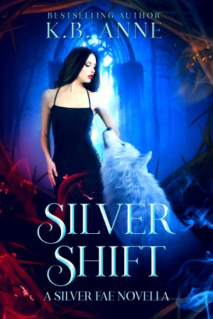 Cover for Silver Shift
