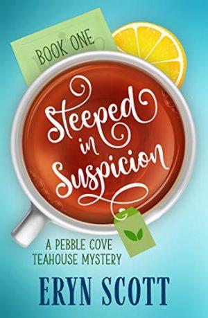 Cover for Steeped in Suspicion