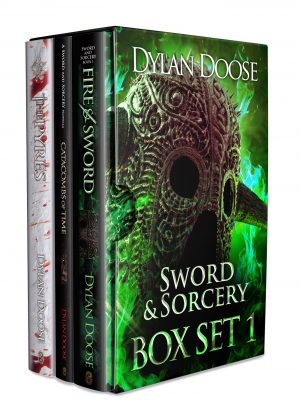 Cover for Sword and Sorcery Box Set 1