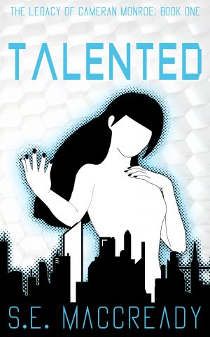 Cover for Talented