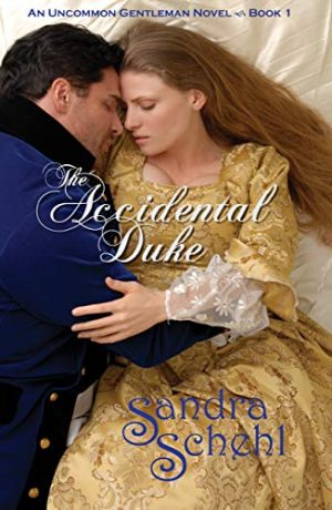 Cover for The Accidental Duke