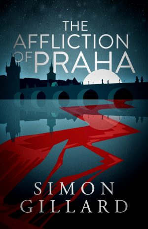 Cover for The Affliction of Praha
