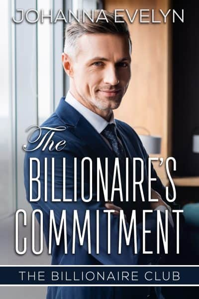 Cover for The Billionaire's Commitment
