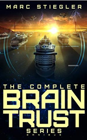 Cover for The Braintrust Complete Series Omnibus