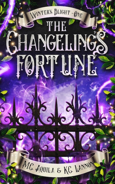 Cover for The Changeling's Fortune