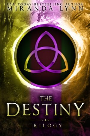 Cover for The Destiny Trilogy