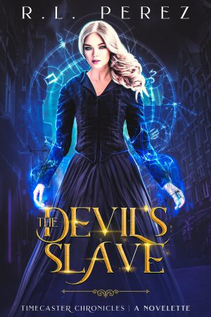 Cover for The Devil's Slave