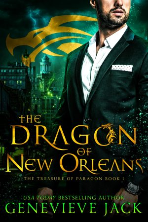 Cover for The Dragon of New Orleans