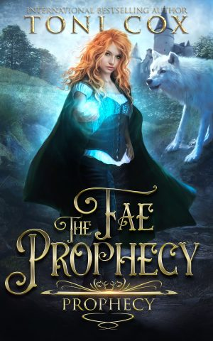 Cover for The Fae Prophecy