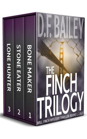 Cover for The Finch Trilogy