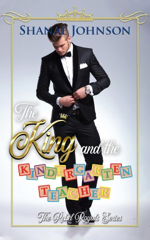 Cover for The King and the Kindergarten Teacher