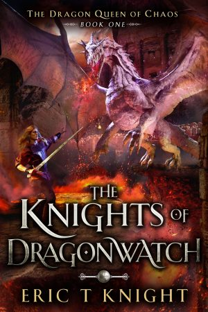 Cover for The Knights of Dragonwatch