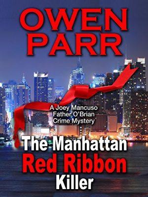 Cover for The Manhattan Red Ribbon Killer