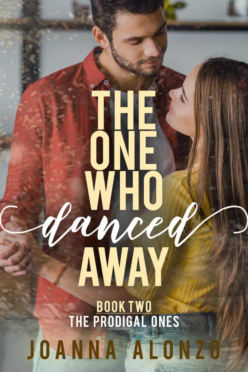 Cover for The One Who Danced Away