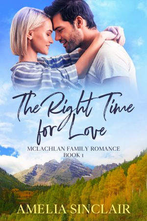 Cover for The Right Time for Love