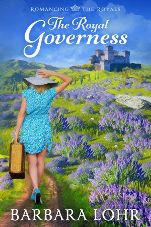 Cover for The Royal Governess