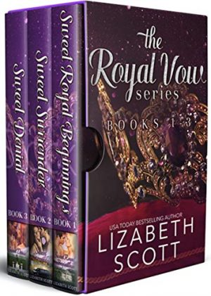 Cover for The Royal Vow Box Set Books 1-3