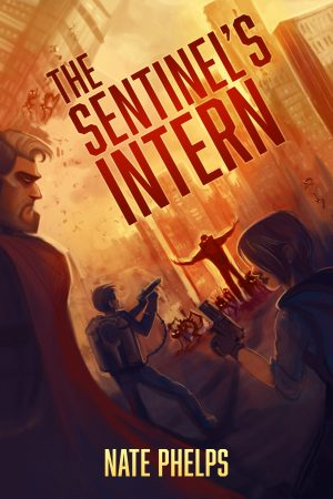 Cover for The Sentinel's Intern
