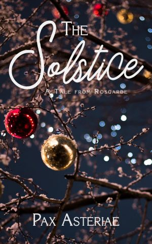 Cover for The Solstice