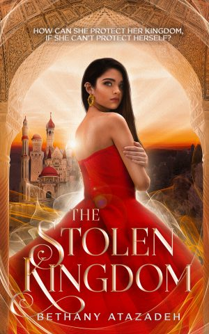 Cover for The Stolen Kingdom
