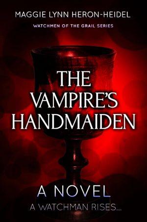Cover for The Vampire's Handmaiden