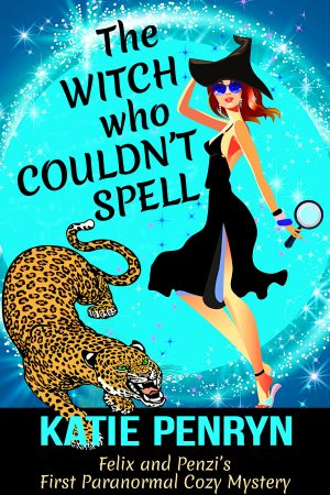 Cover for The Witch Who Couldn't Spell