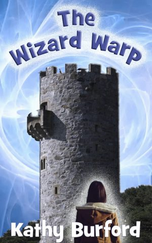 Cover for The Wizard Warp