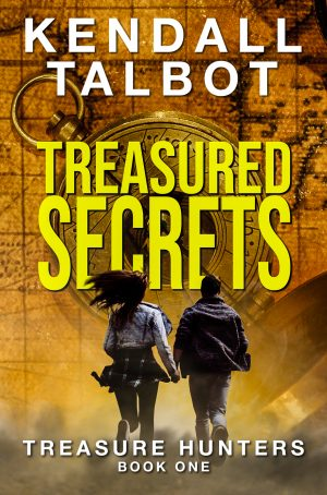 Cover for Treasured Secrets