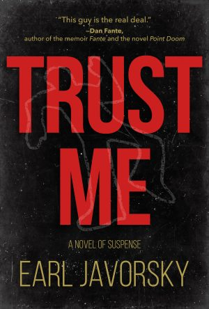 Cover for Trust Me