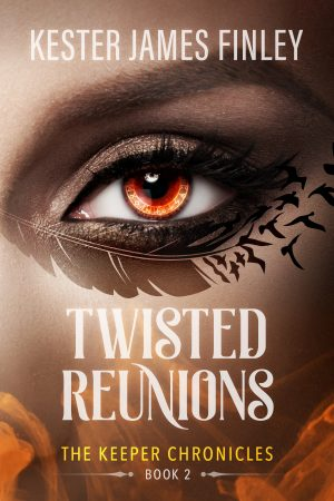 Cover for Twisted Reunions