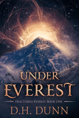 Cover for Under Everest
