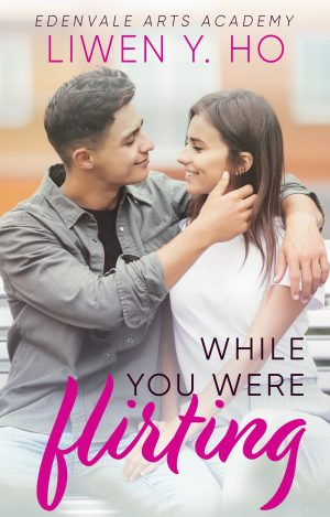 Cover for While You Were Flirting