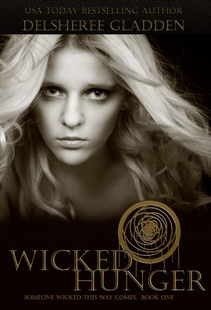 Cover for Wicked Hunger
