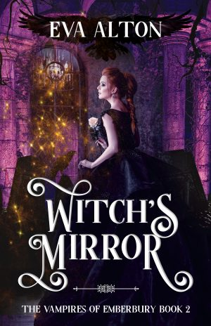 Cover for Witch's Mirror