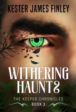 Cover for Withering Haunts
