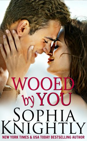 Cover for Wooed by You