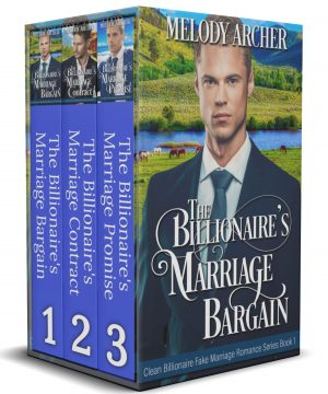 Cover for A Clean Billionaire Fake Marriage Romance Box Set
