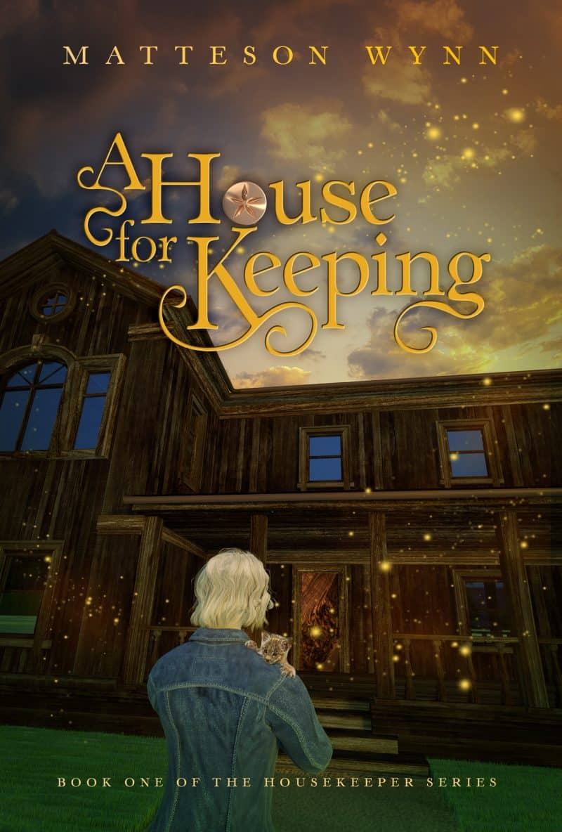 Cover for A House for Keeping