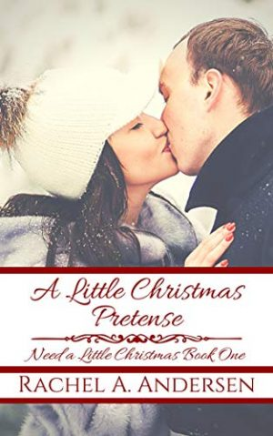 Cover for A Little Christmas Pretense
