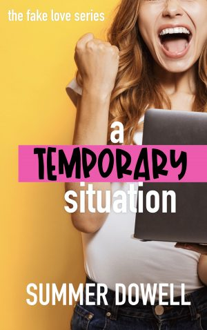 Cover for A Temporary Situation