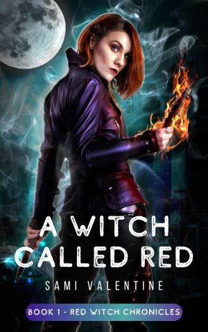 Cover for A Witch Called Red
