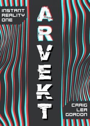 Cover for ARvekt: Cyberpunk Techno-Thriller