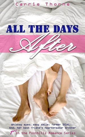 Cover for All the Days After
