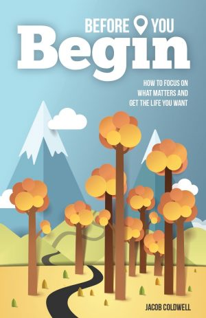Cover for Before You Begin