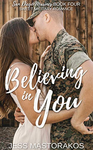 Cover for Believing in You