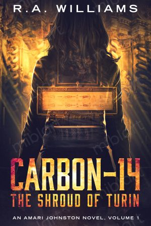 Cover for Carbon-14: The Shroud of Turin