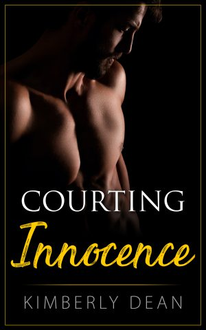 Cover for Courting Innocence