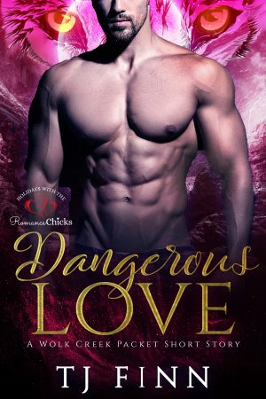 Cover for Dangerous Love