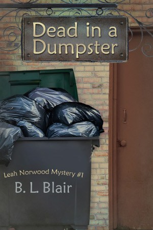 Cover for Dead in a Dumpster