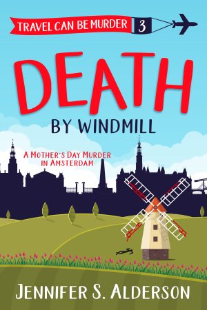 Cover for Death by Windmill